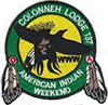 American Indian Weekend logo