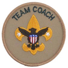 Team Coach patch