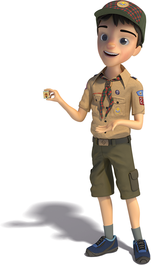 Image result for cub scout boy cartoon