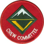 Crew Committee patch