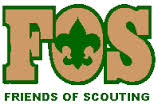 Friends of Scouting graphic