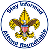 Stay Informed, Attend Roundtable graphic